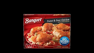 Banquet Sweet and Sour Chicken Peanut Butter Hack