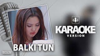 Benom - Balki tun [Official Instrumental] KARAOKE version   Беном - Балки тун [Минус] Караоке версия