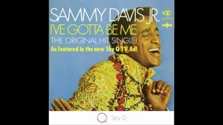 Sammy Davis Jr. - I've Gotta Be Me - With On-Screen Lyrics