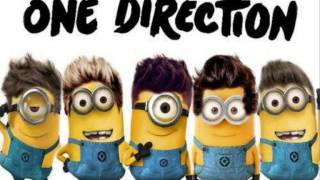 One Direction - Story of My Life (Minions Voice)