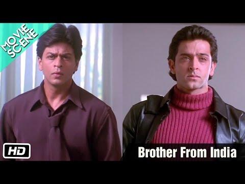 Brother From India - Movie Scene - Kabhi Khushi...