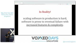 Opening Keynote: Searching a silver bullet… - Voxxed Days Singapore 2019