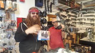 Rad chat discusses the new G&G 2300rnd airsoft drum mag