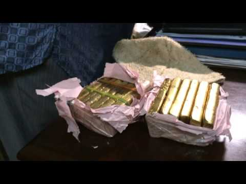BZ- Spartacus Gold Kilo Bars in Mali West Africa