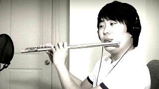 Yiruma - Kiss the Rain (Flute Cover by Fred Kim)