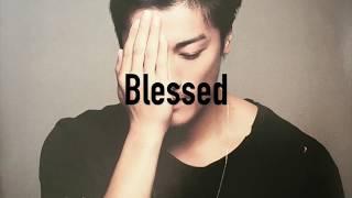 "Jin Akanishi 赤西仁 new album ""Blessèd"" 2017.12.12. on sale."
