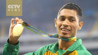 Rio 2016: Interview with Wayde van Niekerk, the Olympic 400m world-record breaker
