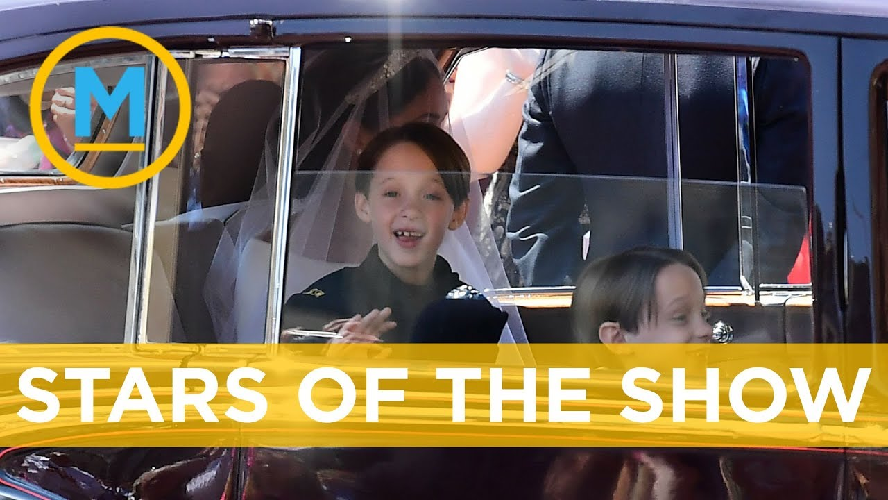 Download Ben Mulroney dishes on how much fun his kids had on Prince Harry and Meghan's big day