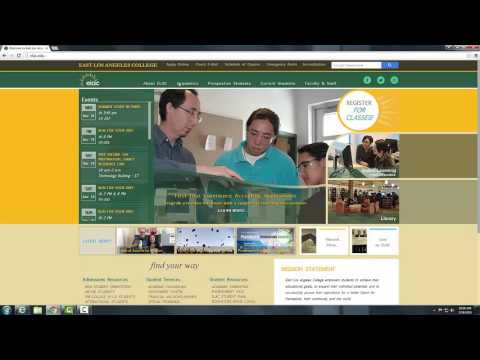 How to Apply to East Los Angeles College