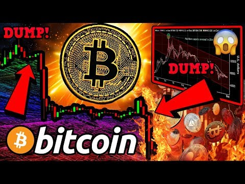 WHY is BITCOIN STILL DUMPING!? ALTCOIN APOCALYPSE 2020!?! FED to Inject $400 BILLION!