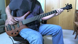 George Benson  Give Me the Night  Greg Papaleo Bass Cover