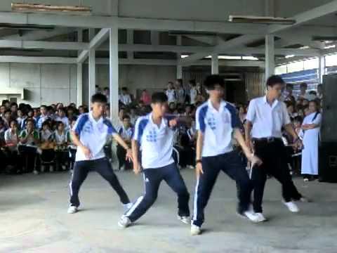 Let me know & Replay (Dance cover) -- 11/9 THPT Nguyễn Đình Chiểu (Bến Tre)