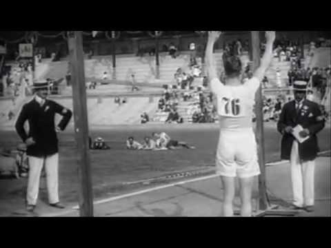 Olympics 1912 Standing high jump
