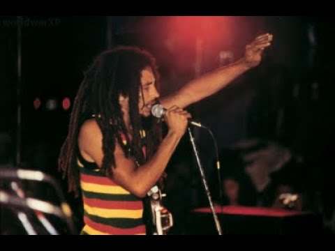 Bob Marley - Live At The Reggae Sunsplash II 1979 (Footage)
