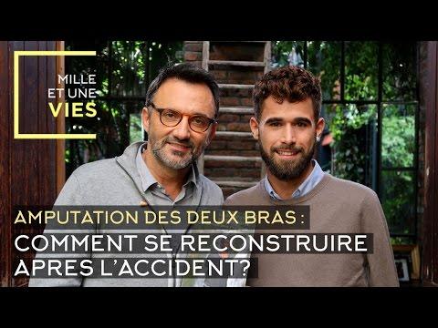 La vie après une amputation des deux bras, le parcours de Louis Derungs - Mille et une vies