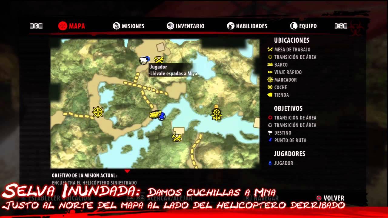 Guia Trofeos Dead Island Riptide Laps4