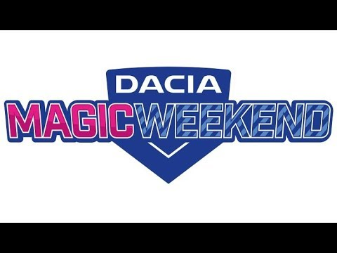 DACIA Magic Weekend 2017 Vlog!!!