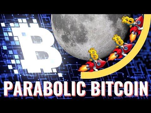 Parabolic Bitcoin Looking At Move To $30K