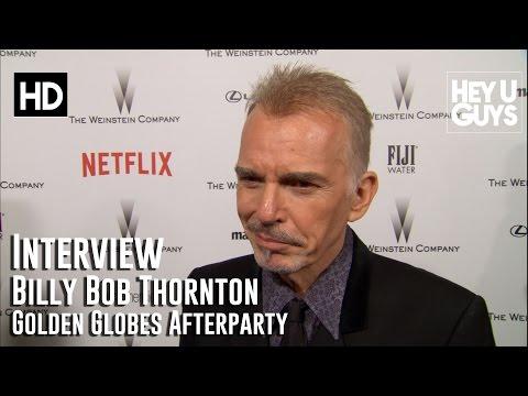 Billy Bob Thornton Interview (Fargo) - Golden Globes 2015
