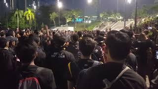 Ultras Malaya Sehati Sejiwa (Malaysia vs Mongolia)
