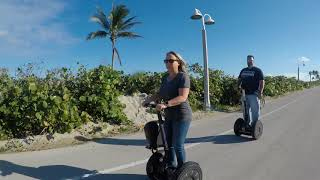 Private Segway Tour along Hollywood Beach, Fl.