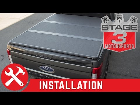 2017 F250 & F350 Extang Solid Fold 2.0 Tonneau Cover Install