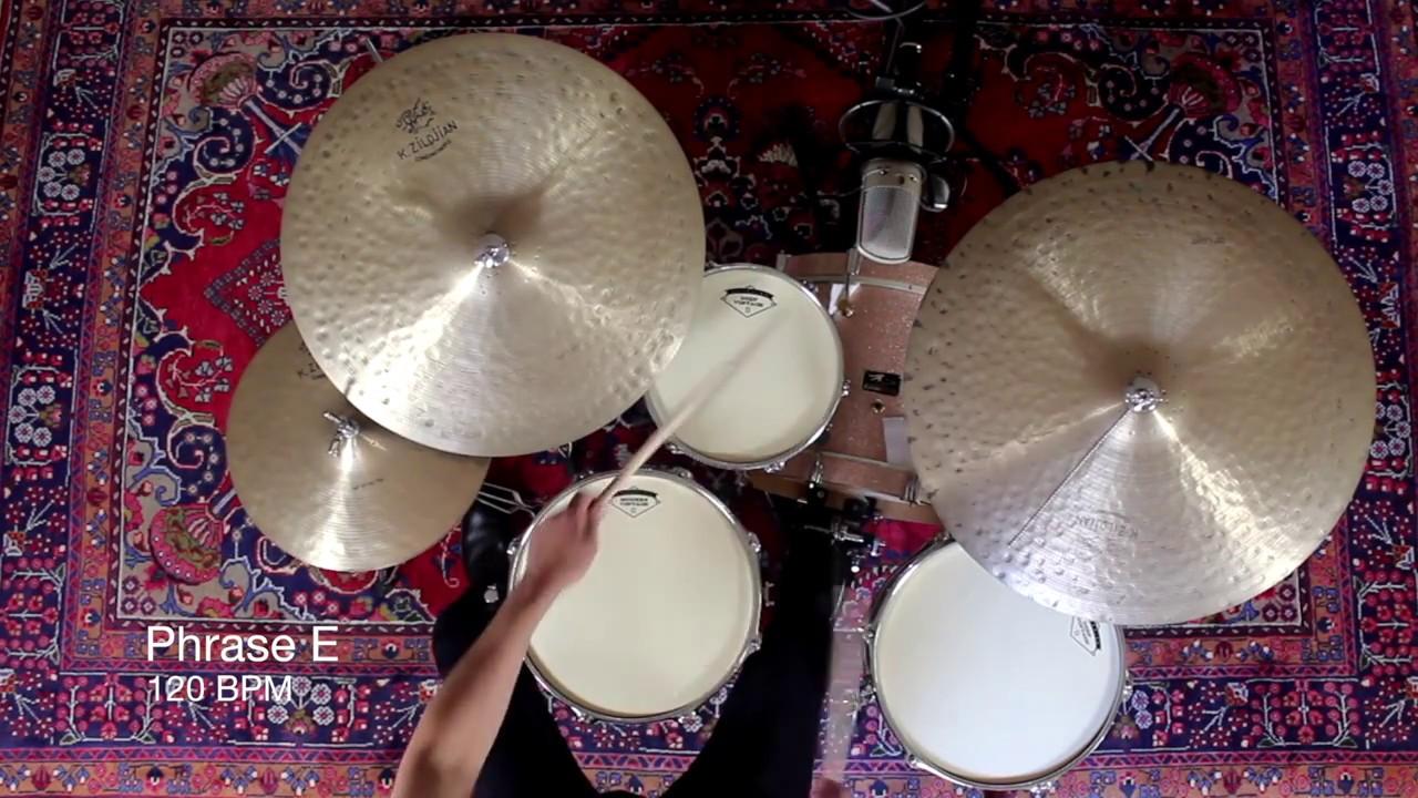 Jazz Drumming   Drum Lessons