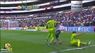 America vs Leon 3-2 Clausura 2015 - LigaMX