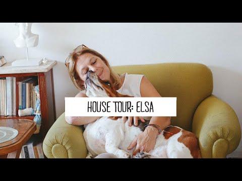 House tour : Elsa Koppasi