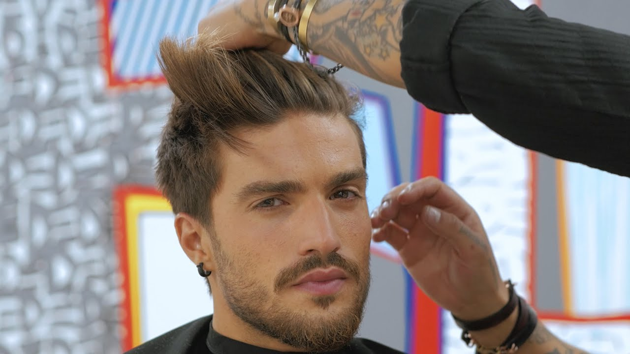 Mariano DiVaio New Hairstyle Tutorial 2015 Feat Hanz