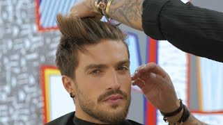 Mariano DiVaio | New Hairstyle Tutorial 2015 | Feat. Hanz de Fuko