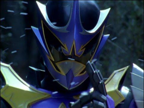 Power Rangers Mystic Force - Broken Spell - White Ranger vs Koragg
