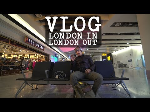London in, London out   VLOG   Mooroo