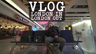London in, London out | VLOG | Mooroo