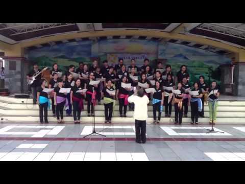 Nueva Vizcaya Provincial Capitol-Choir