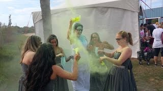 Bride Trashes Dress with Paint After Fiance Cancels Wedding with a Text