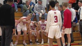 Oregon takes down Milledgeville in Forreston Holiday Basketball Tournament