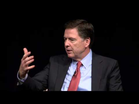 FBI Director James B. Comey Talks Terrorism at the Newseum