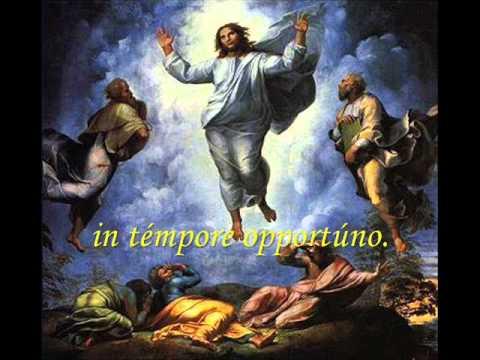 Oculi Omnium - Catholic Hymns, Gregorian Chant