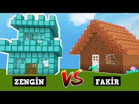 ZENGİN VS FAKİR #80 (Minecraft Dizisi) thumbnail