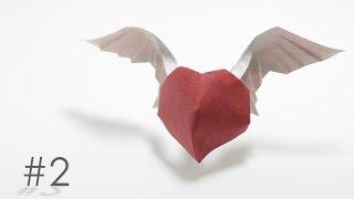 Origami Angel Heart (intermediate) - Trái Tim Thiên Sứ (hoàng Tiến Quyết)