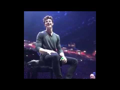 Shawn Mendes asked about Lights On