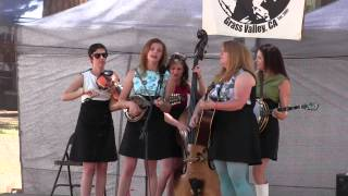 First Whippoorwill - The Hossettes at CBA Festival
