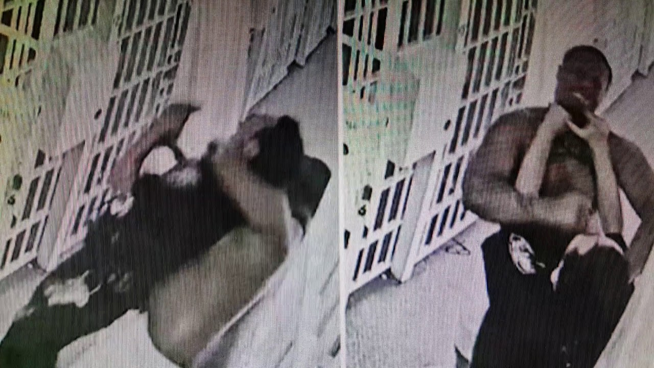 NY Correctional Officer gets BEAT-DOWN by Inmate...(Video)