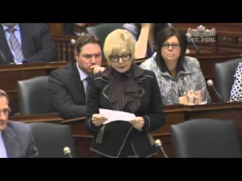 Question to Minister of Transportation on Distracted Driving
