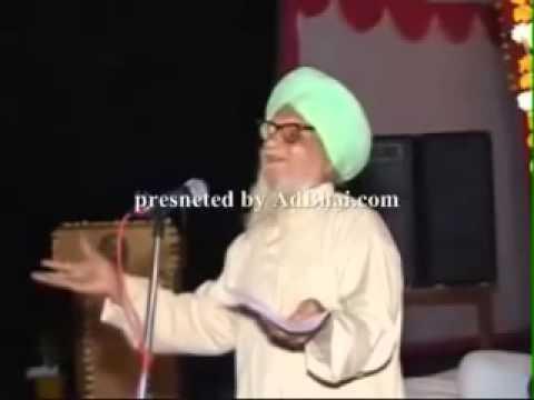 Hari Singh Dilbar King Of Punjabi Funny Poetry