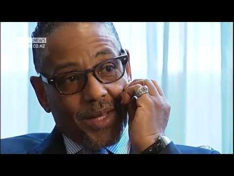 25 Minutes With Giancarlo Esposito