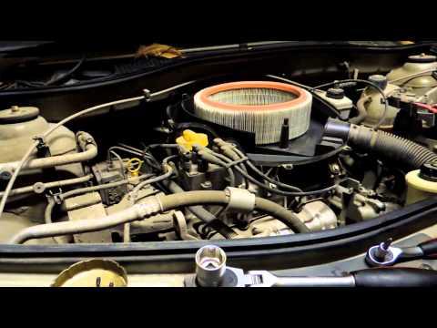 Renault Logan (1.6 8v) Техническое обслуживание (Замена масла,фильтры)