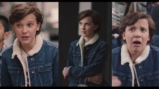 Millie Bobby Brown featured in Commercials for Citibank PART 1