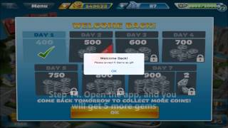 How to get free gems in cooking fever **New August 2015**